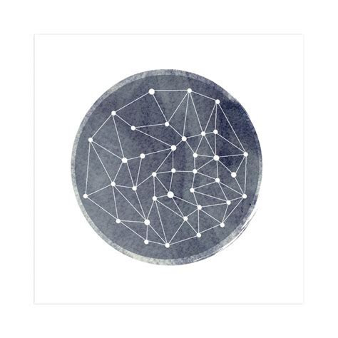 Constellation Wall Art Prints by annie clark   Minted