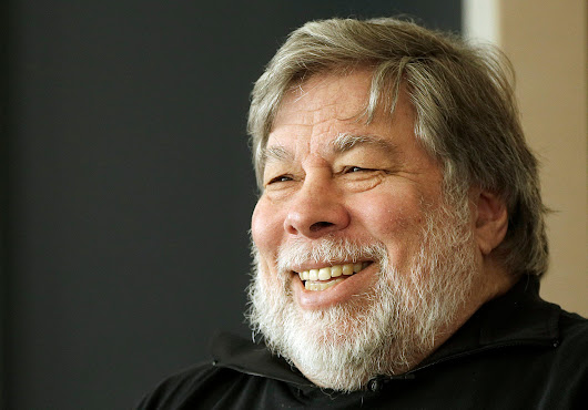 Steve Wozniak on Apple vs. FBI: I'm with Apple on this one