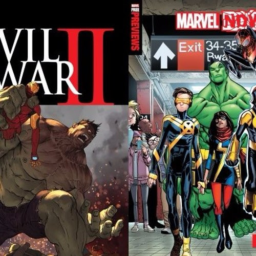 Infinite Danger Room Podcast: New Marvel titles for Fall by NewsOK