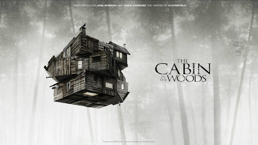 Movie Poster »Cabin in the Woods Banner« on CAFMP
