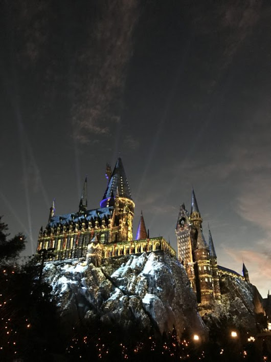 Universal Orlando Resort Holidays | You've Never Had A Holiday Like This ~ Hogwarts Castle Comes Alive, Grinchmas Who-liday Spectacular, Holiday Parade Featuring Macy's and More - Just Marla