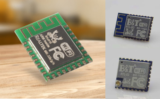 @Time4EE |Time for Electronic Engineering - News: RTL8710 - Alternative to ESP8266