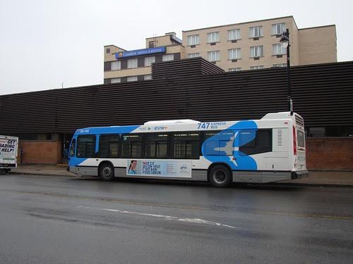 STM 29-155 @ Station Centrale d'Autobus