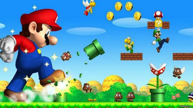 Mario Nintendo neoatierra