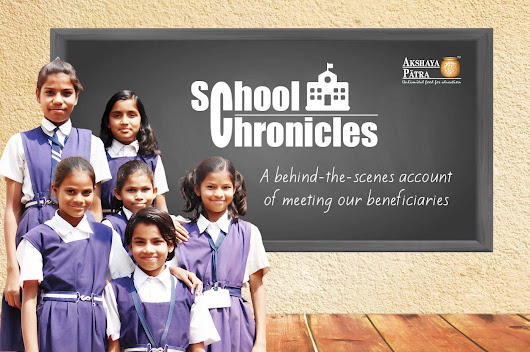 School chronicles: What it was like meeting beneficiaries in Nagpur