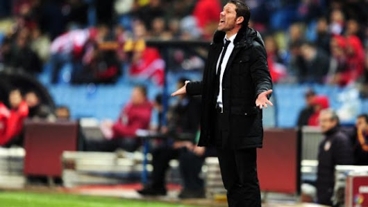 Atletico Madrid: Diego Simeone remains cautious on title talk