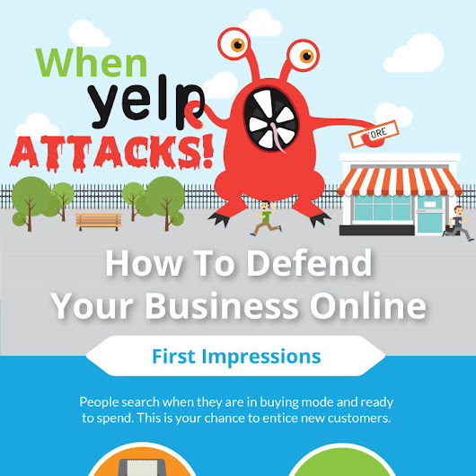 Yelp help for small business owners