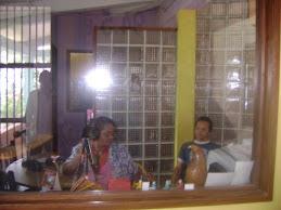 Visita a Ondas del Cercado 94.5 FM, Barquisimeto, Estado Lara.