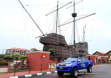Pic 5_Oreo Nationwide Journey (Malacca)