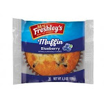 Mrs. Freshleys Chocolate Chip Muffin 4.5oz 8count (PACK OF 6)