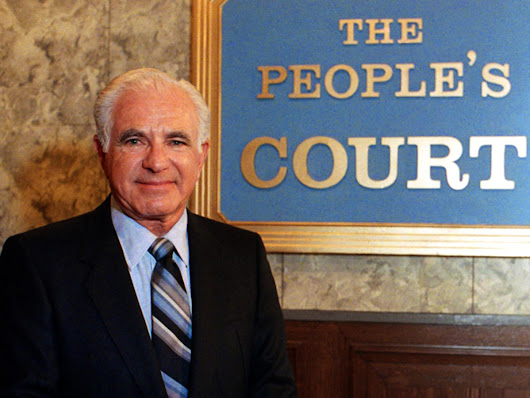 The People's Court, Judge Wapner Dead At 97