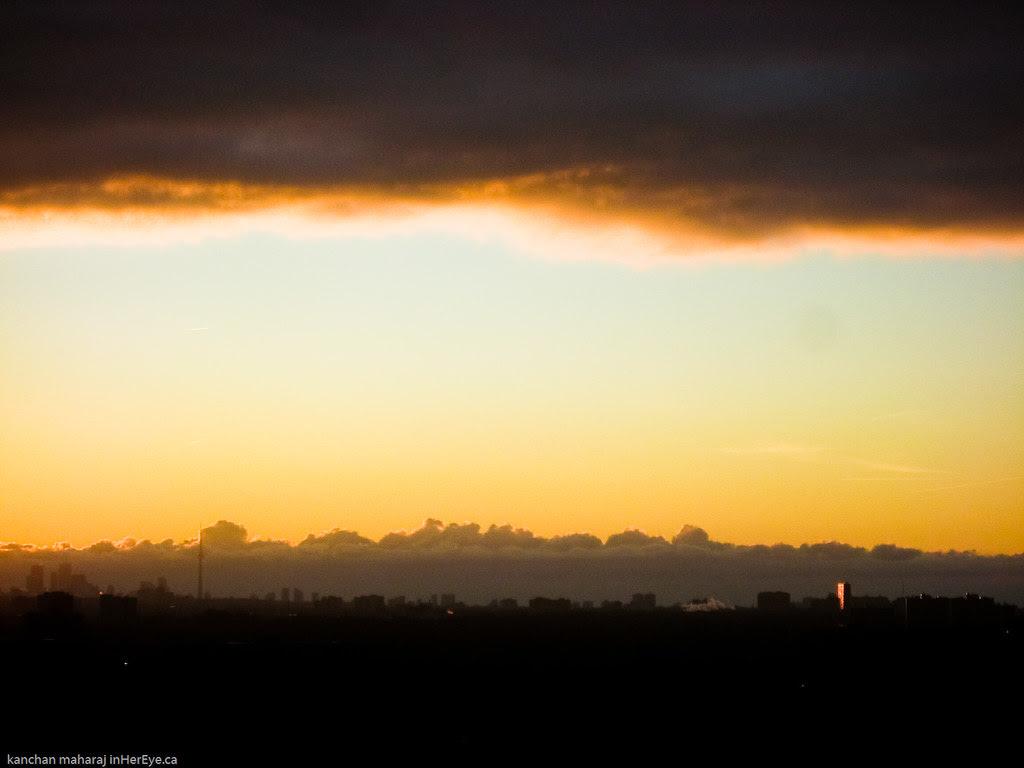 Toronto Sunrise 18/365