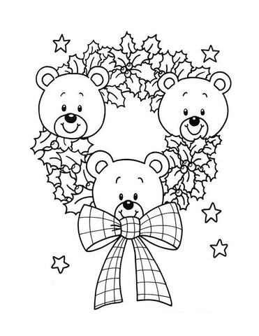 860 Coloring Book Pictures Of Teddy Bears Best HD