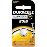 Duracell DL 2016 Battery - CR2016 - Li