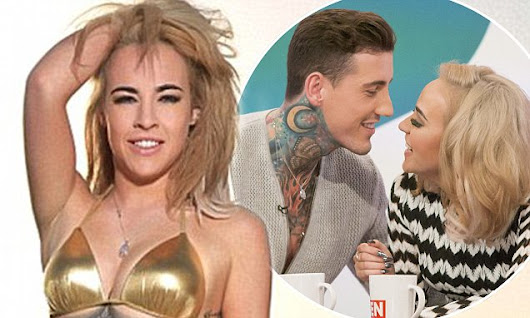 Stephanie Davis predicts a career in football or dancing for her baby