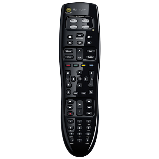 Logitech Harmony 350 Universal Remote Control Refurbished - $19.99