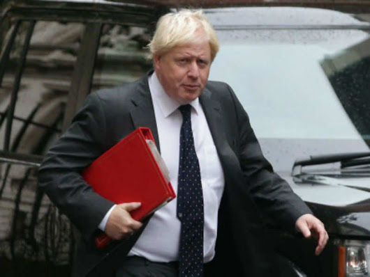 More Indian students choosing to go to UK: Boris Johnson | India News - Times of India