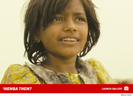 "Youngest Latika in'Slumdog Millionaire""Memba Her?! 4/25 ..."