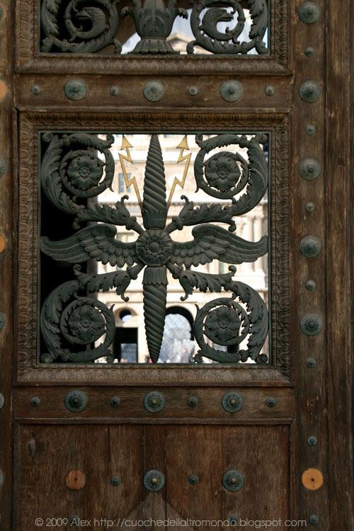 Porta del Louvre