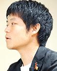 株式会社いろあわせ代表取締役北川雄士氏顔写真