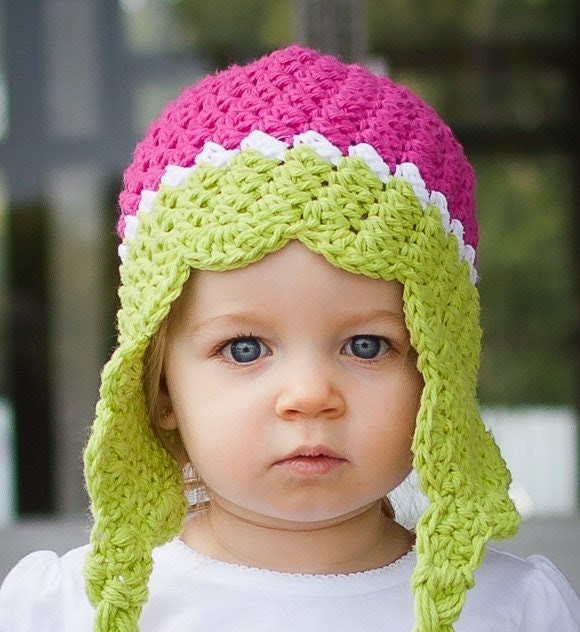 CROCHET PATTERN Everything's Rosie (Includes 6 Sizes: Newborn to Adult ) Permission to sell all finished items