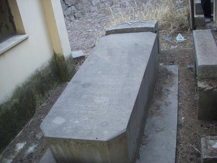 Tombe de Sidi Fredj Halimi