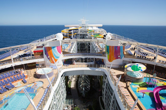 7 ways Royal Caribbean's Symphony of the Seas is different from other Oasis-class ships
