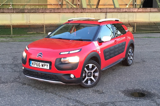 Forbidden Fruit: 2017 Citroen C4 Cactus Review