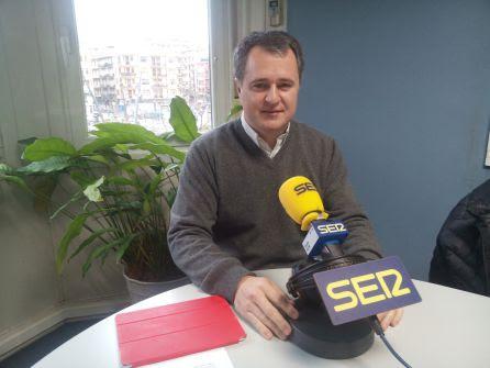 Ander Sarratea, gerente de Ficoba.