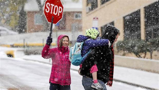 No more snow days? Lessons over Internet keep schools in session - Today.com