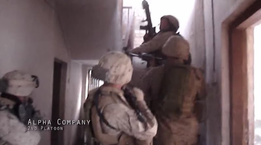 'The November War' relives Fallujah with one squad of Marines