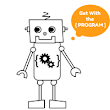 Get With the Program! Coding Workshop for K-3rd Grade Educators