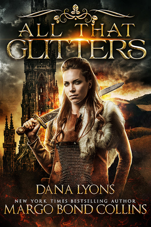 All that Glitters by Dana Lyons & Margo Bond Collins #MFRWauthor #bookhooks #PNR