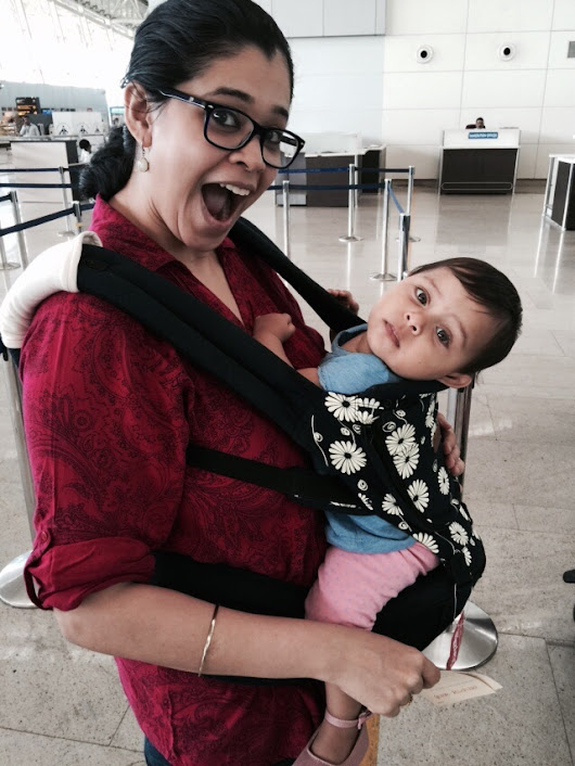 5 Reasons Why Flying With Kids Will Make You Feel Like A Celebrity | The Times Of Amma