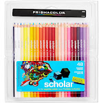 Prismacolor Scholar - Colored pencil - assorted colors - pack of 48