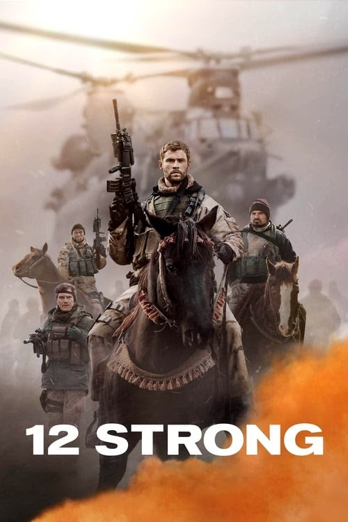 12 Strong 2018 FULL MOVIE  CLIK NOW : http://ow.ly/oiAg30jJcQu