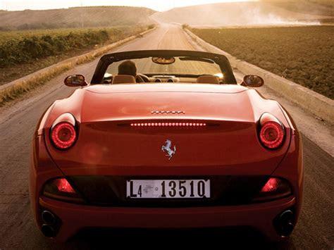 ferrari california ferrari sport convertible review