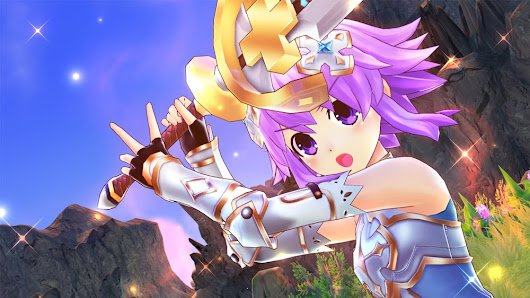 Cyberdimension Neptunia: 4 Goddesses Online Comes West; New Trailer and Screenshots