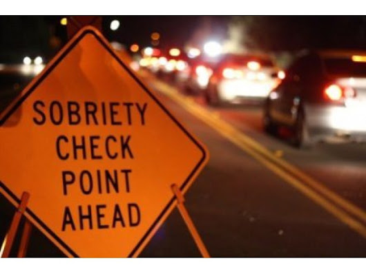 DUI Checkpoint Planned in Evanston This Weekend