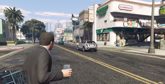 Someone has modded the Samsung Galaxy Note 7 into GTA 5