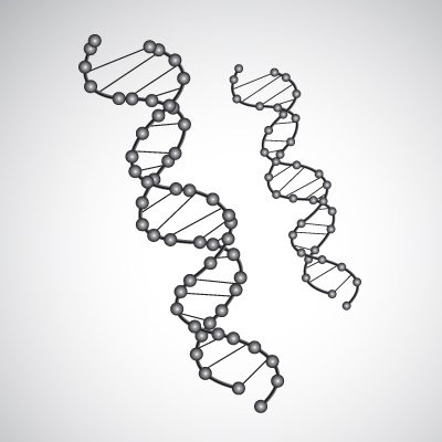 Free vector DNA - 365psd