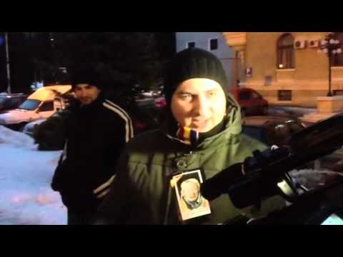 [VIDEO] Jandarmii au început să împartă amenzi protestatarilor