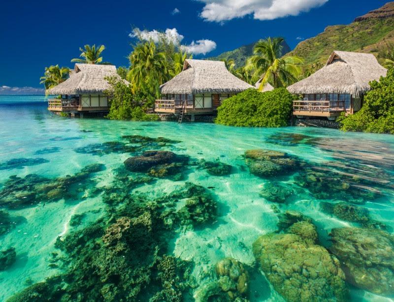 Tahiti um dos destinos mais procurados para lua de mel