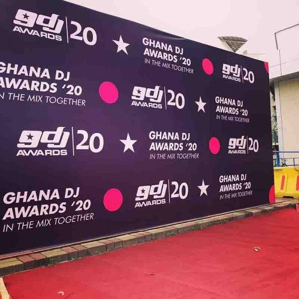 2020 - (Ghana DJ Awards)