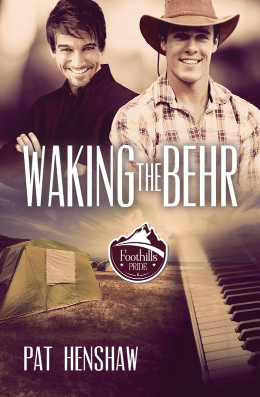 Release Blitz for Waking the Behr (A Foothills Pride Story) by Pat Henshaw (excerpt and giveaway)