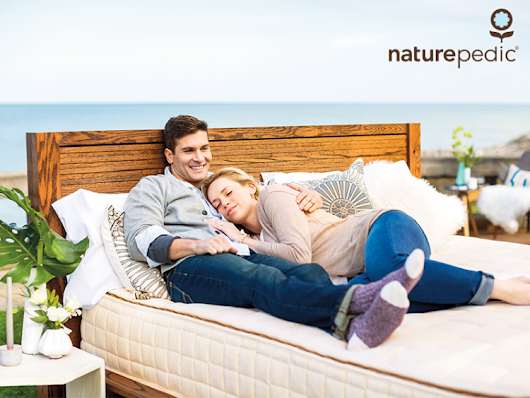 Naturepedic EOS Organic Queen Mattress Giveaway {$2,599 Value} - Measuring Flower