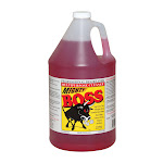 Mighty Boss 1531169 Fresh Scent Cleaner & Degreaser Bottle Pink - Pack of 4