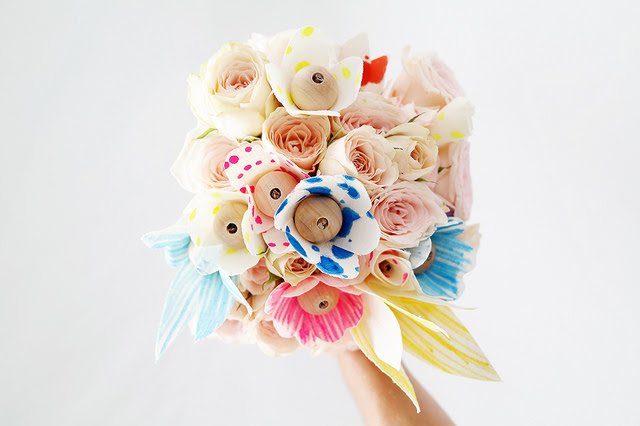Beautiful handmade bouquet