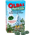 Olbas Cough Drops, Herbal, Maximum Strength, Pastilles - 27 drops