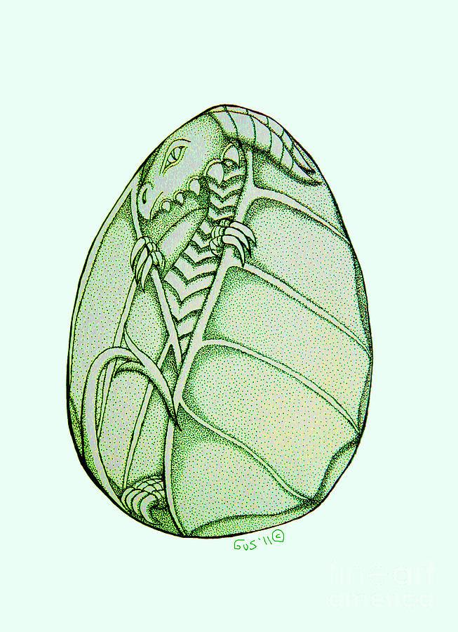 dragon egg nick gustafson